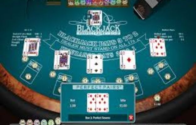 online blackjack Perfect Pairs